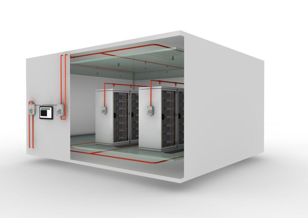 Электрооборудование и IT
